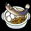 どじょう鍋の画像です