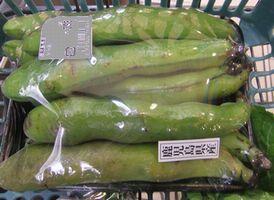 そら豆の実・2